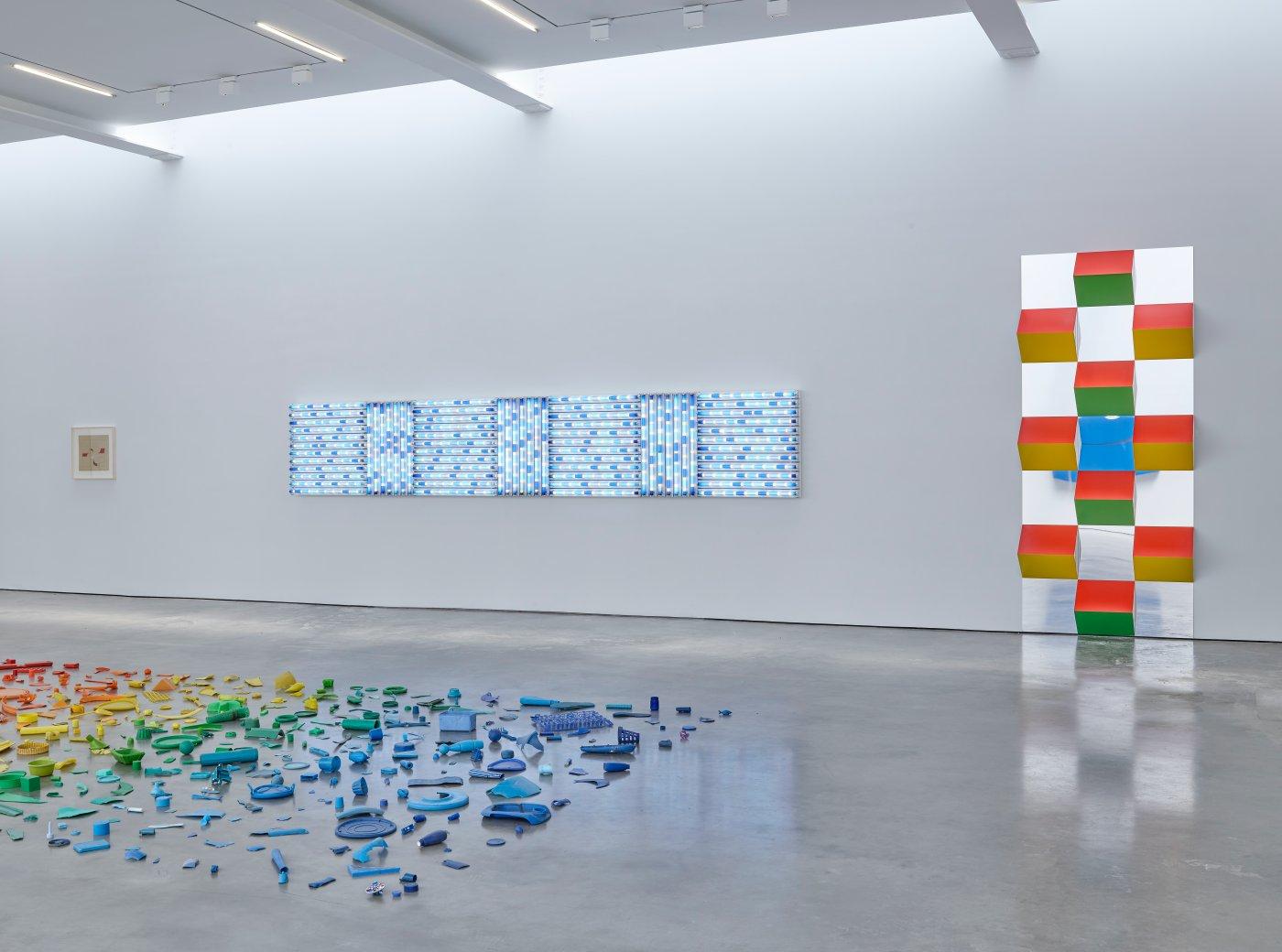 Lisson Gallery New York Spectrum 7