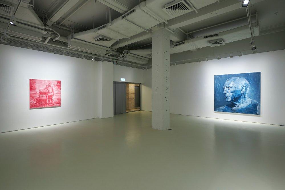 Massimo de Carlo Hong Kong Yan Pei-Ming 2