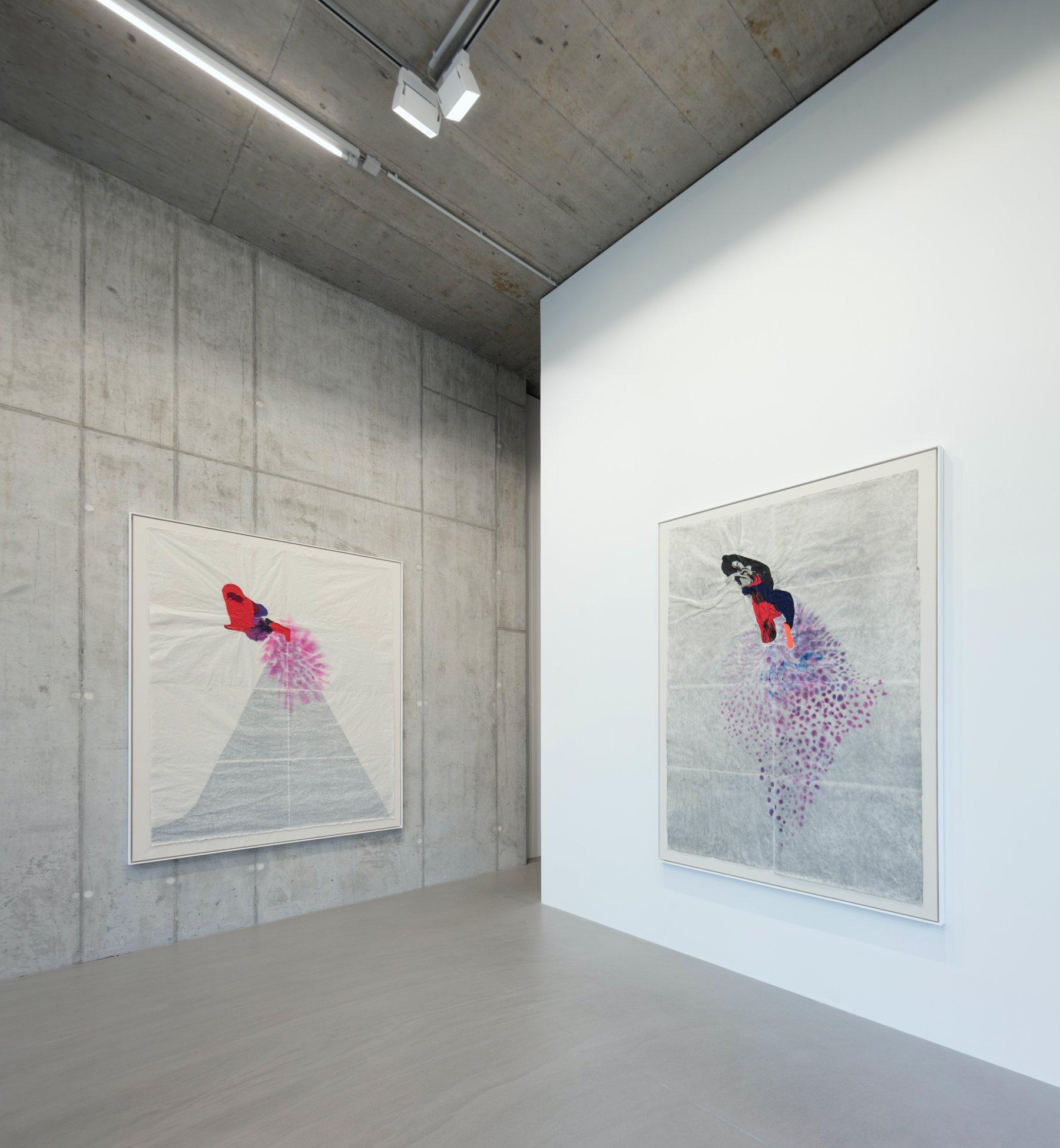 Daniel McLaughlin Ausstellung Lluis Lleo, Berlin
