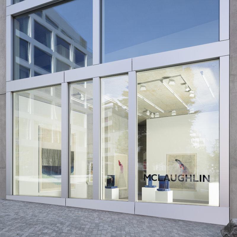 PLANET HUNGER @McLaughlin Gallery, Berlin  - GalleriesNow.net