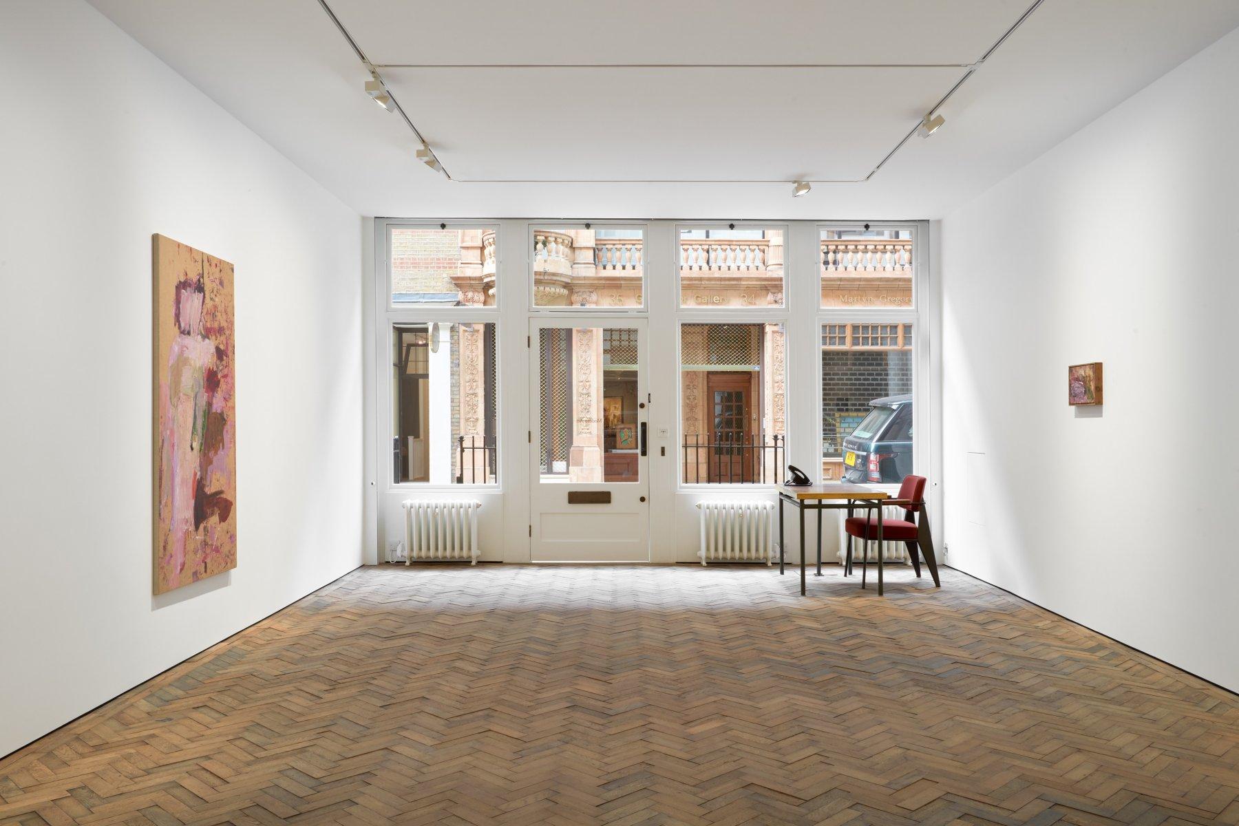 Modern Art Bury St Martha Jungwirth 1