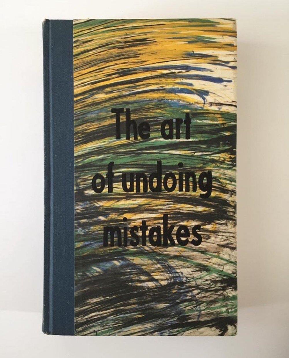The Art of Undoing Mistakes