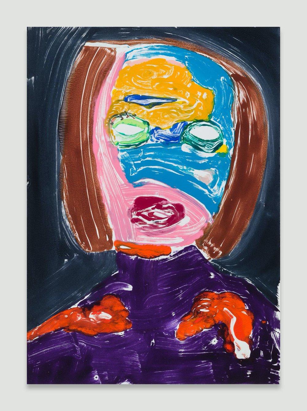 Portrait Head #64