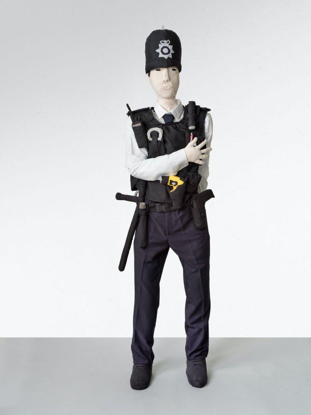 Polizistin (Policewoman)