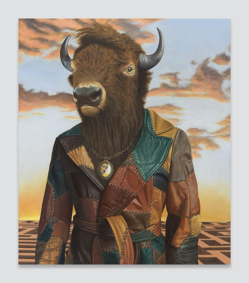 Buffalo Minotaur