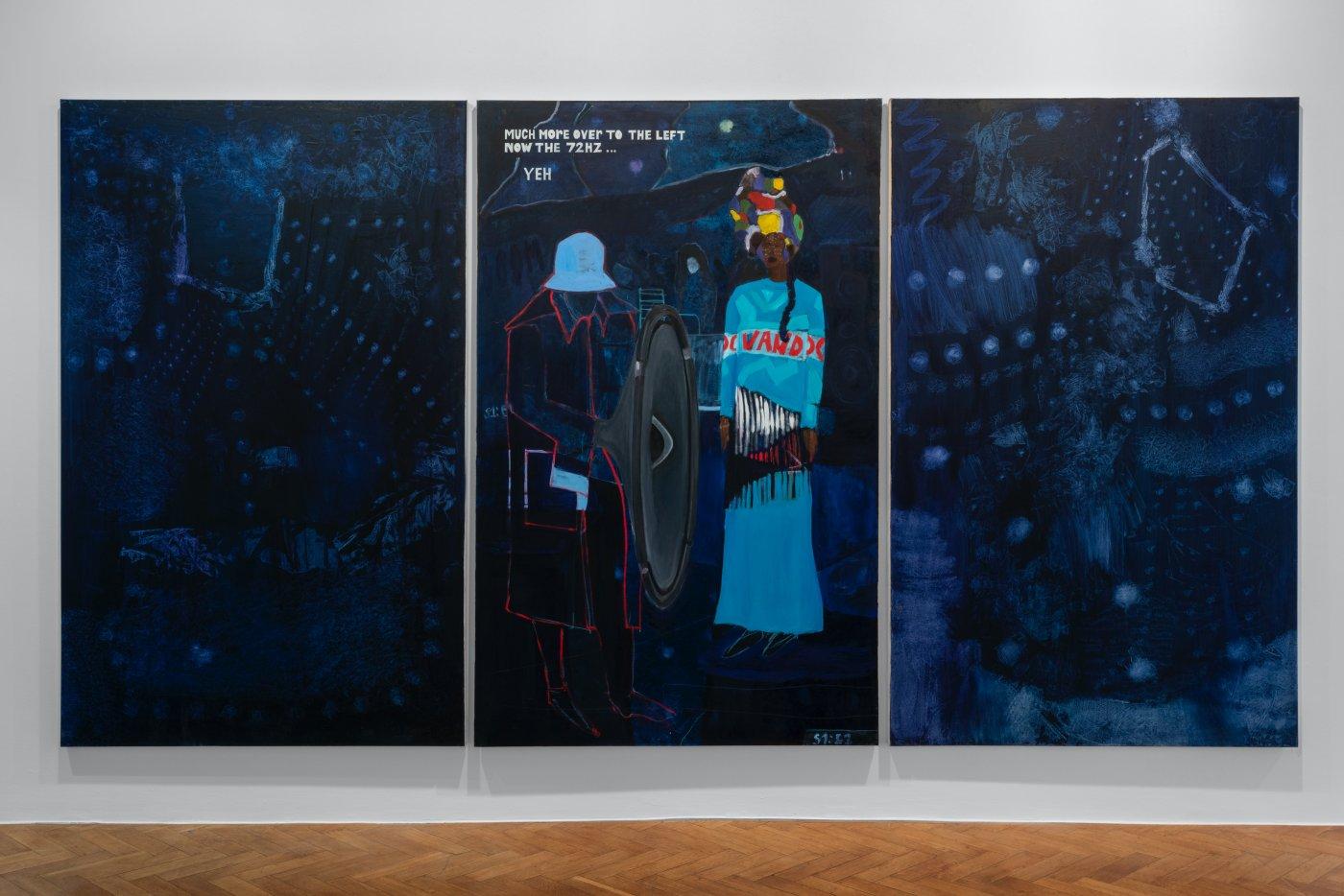 Tiwani Contemporary Charmaine Watkiss Andrew Pierre Hart 2