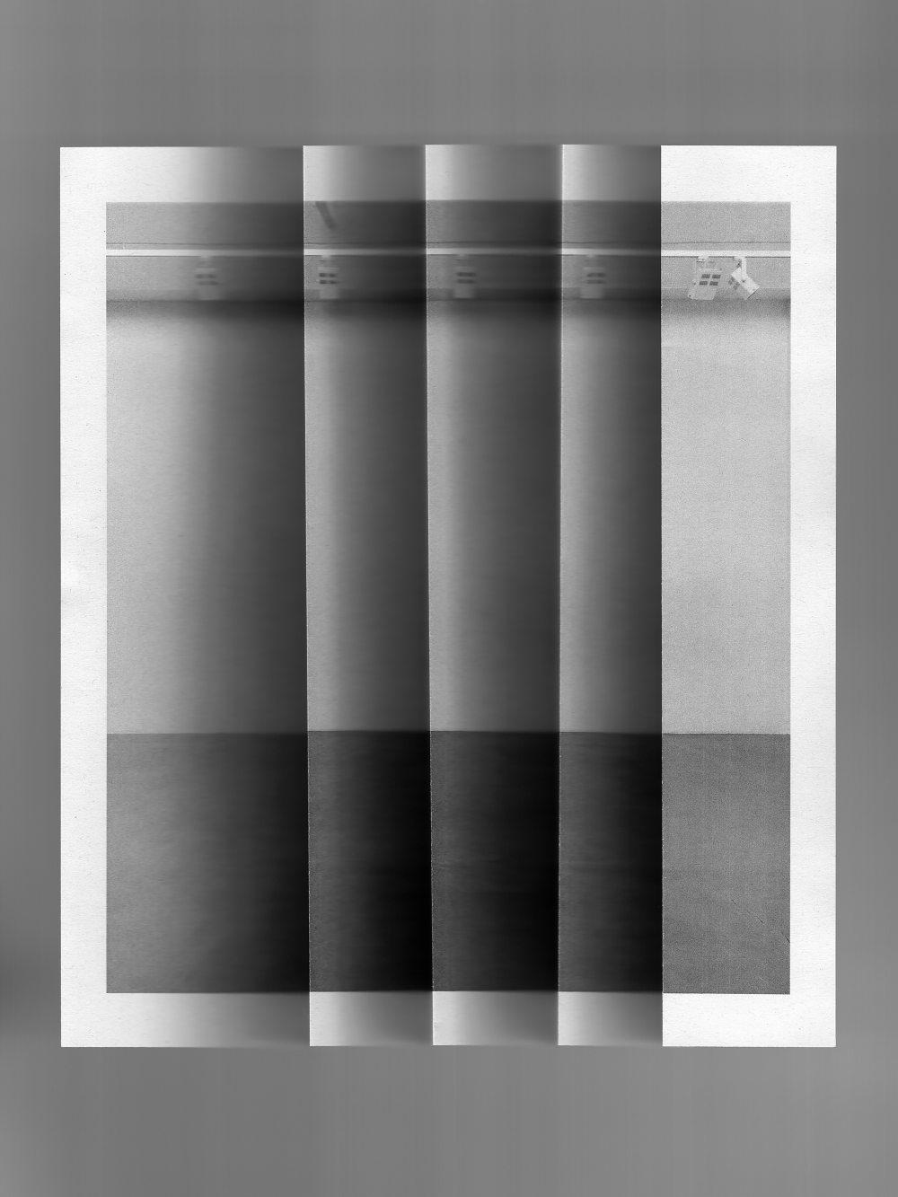 Untitled (Double over) II