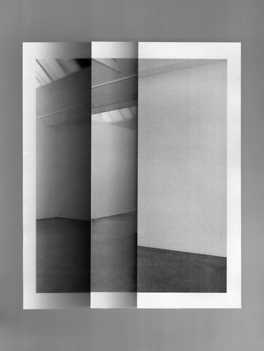 Untitled (Double over) III