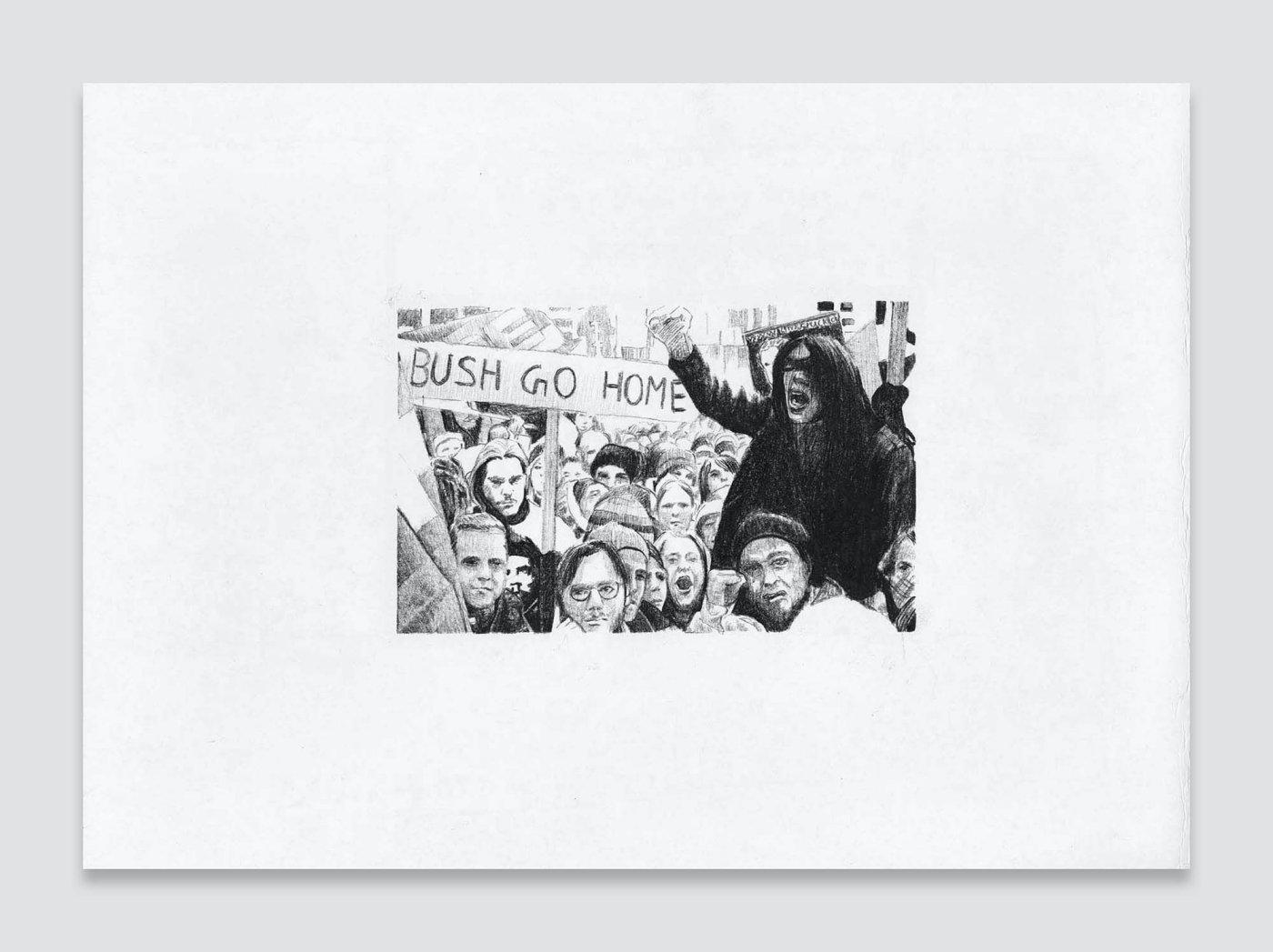 Untitled (Demonstration No. 130)