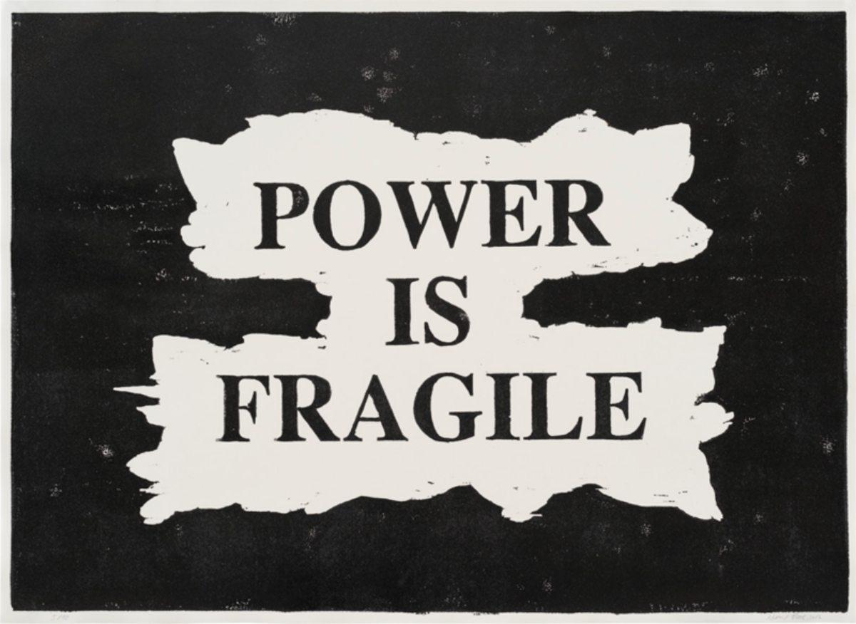 Power is Fragile