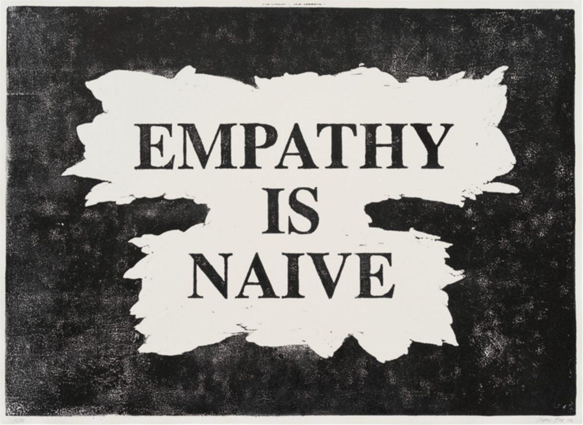Empathy is Naive