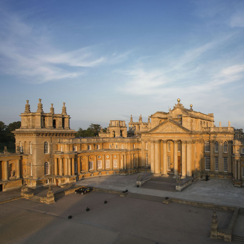 Blenheim Palace, Woodstock  - GalleriesNow.net