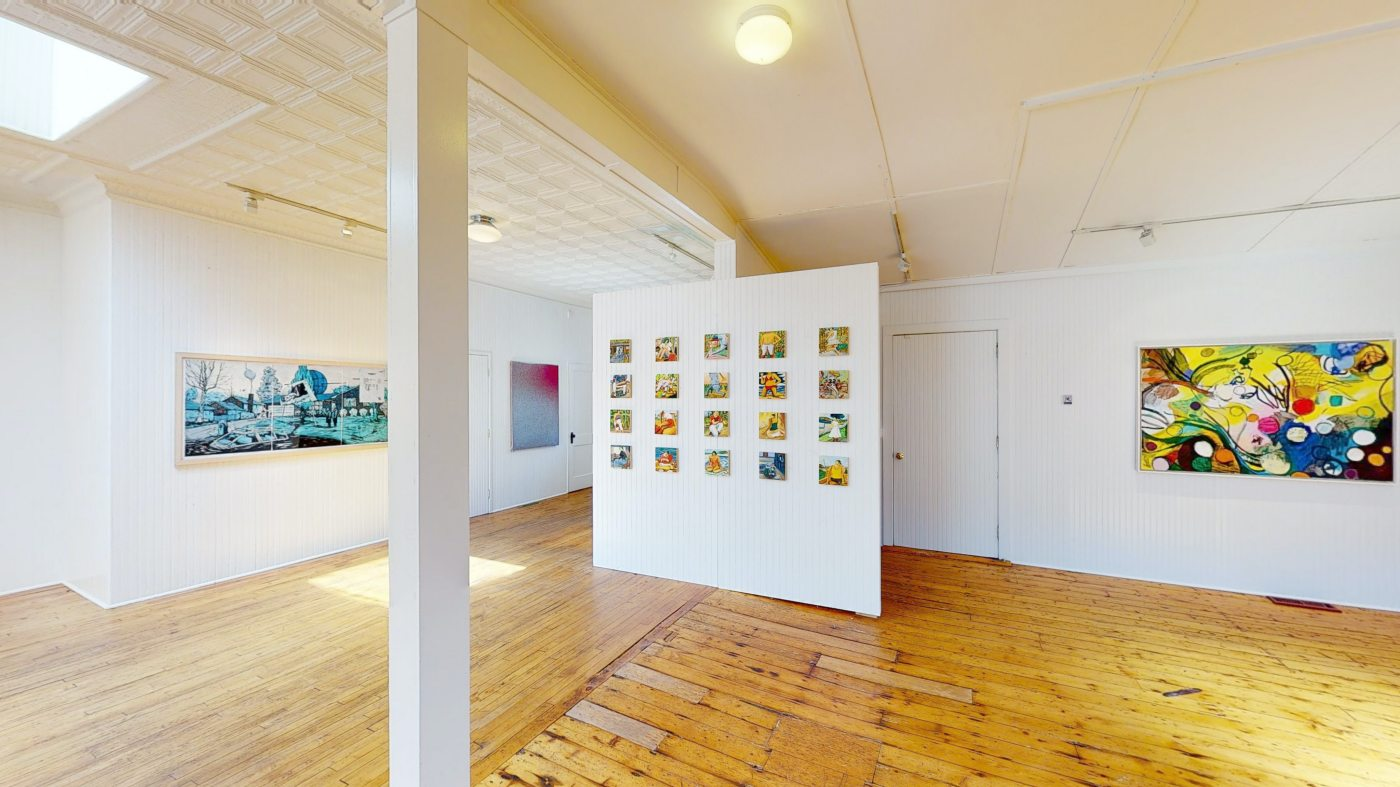 Hollis Taggart Southport Pop Up Look Again 3