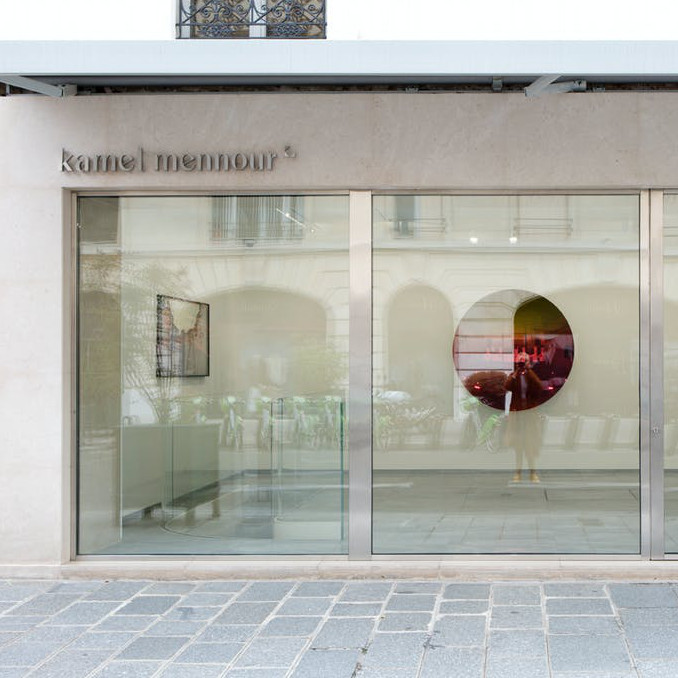 kamel mennour, Paris  - GalleriesNow.net