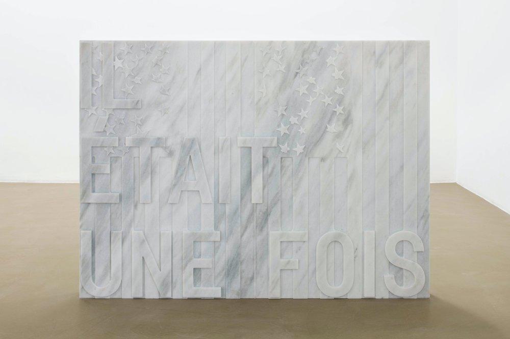 untitled 2020 (il était une fois) (two flags, 1973-77)