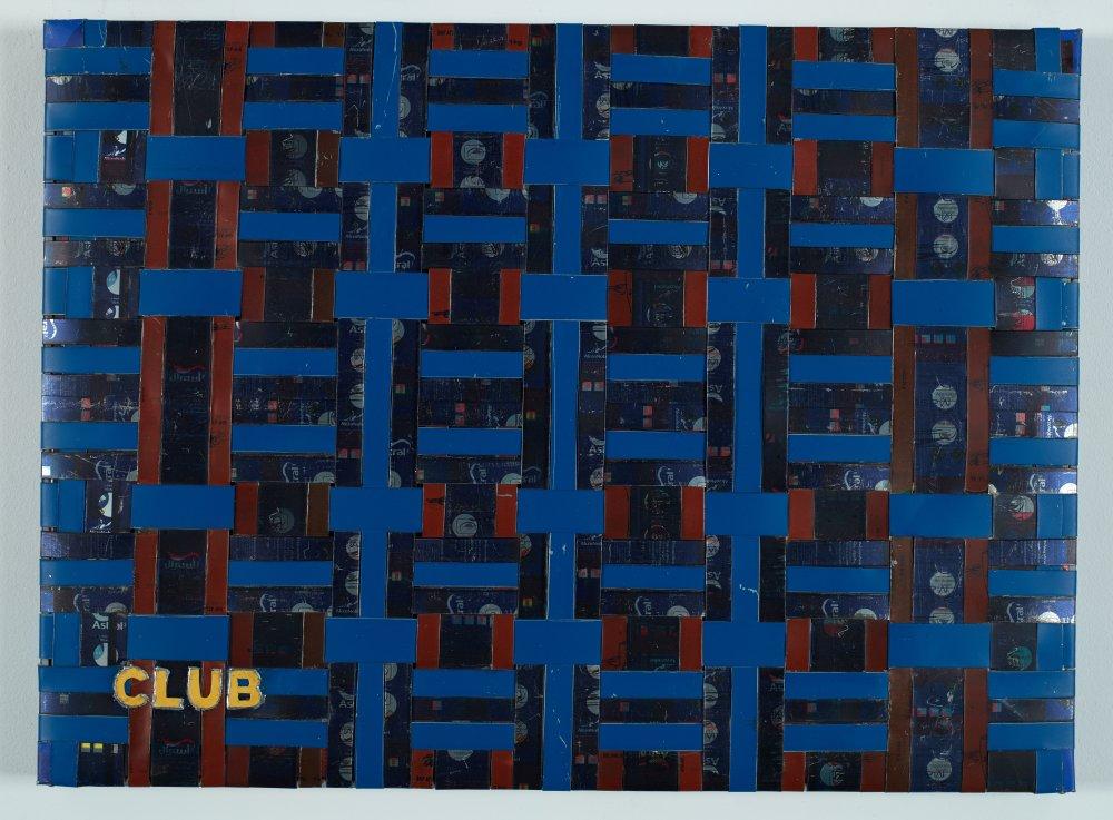 Cocorico painting, Club