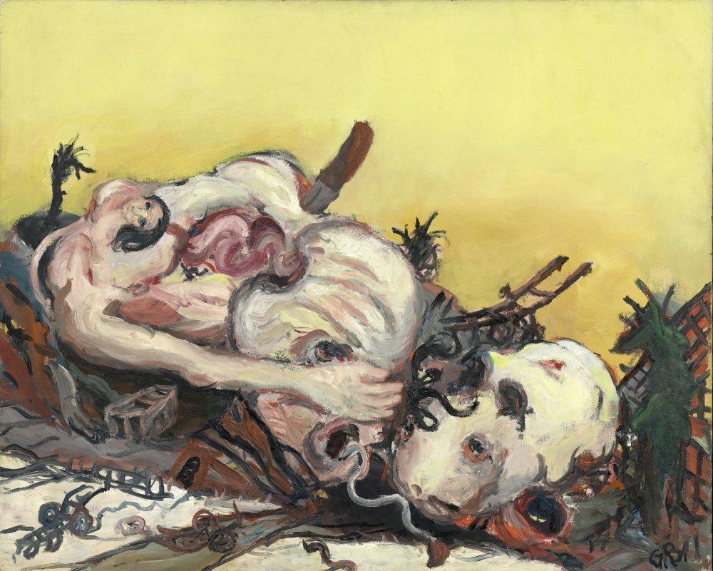 Das Bild für die Väter (Painting for the Fathers)