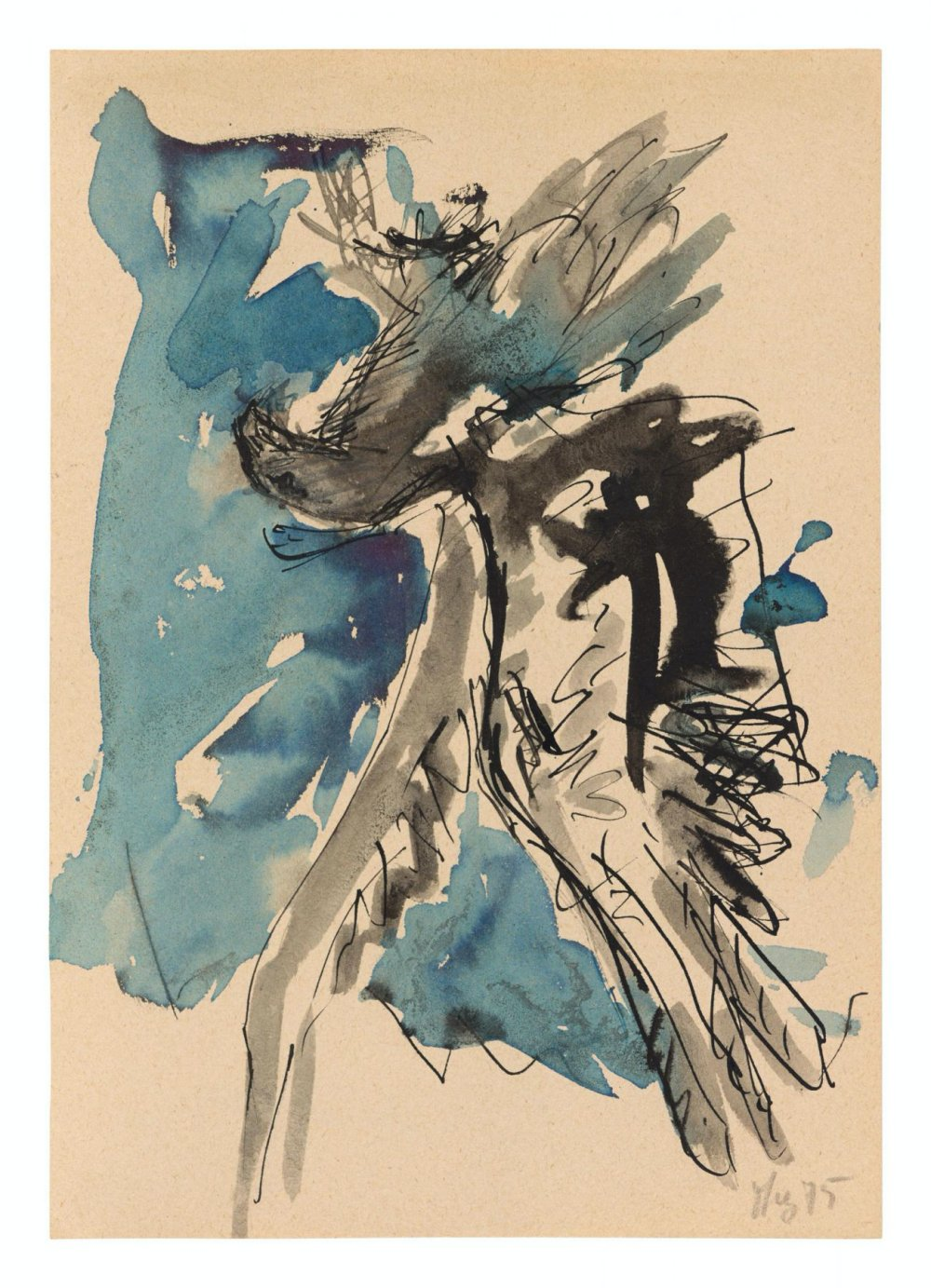 Untitled (Eagle)