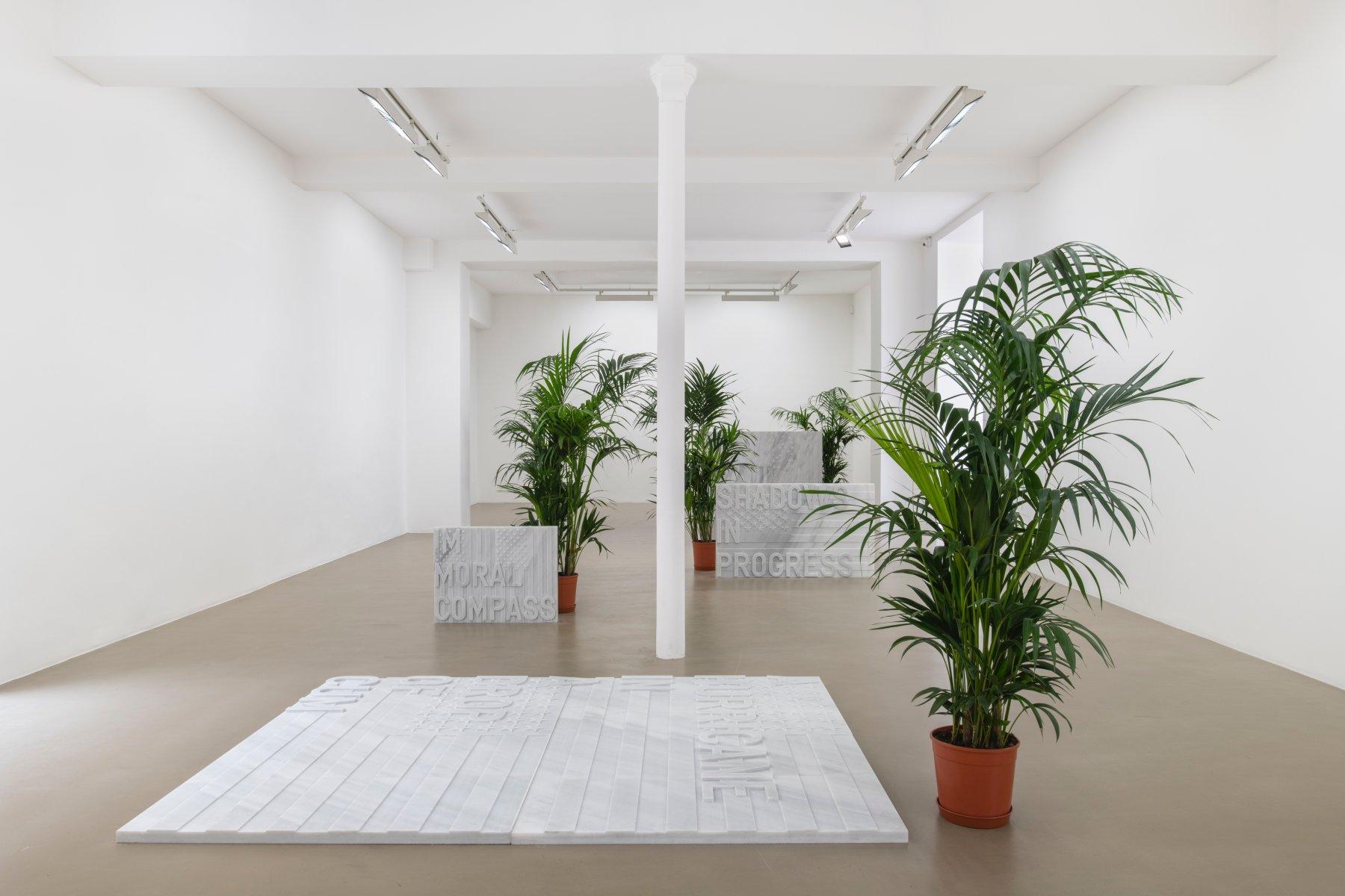 Galerie Chantal Crousel Rirkrit Tiravanija 1