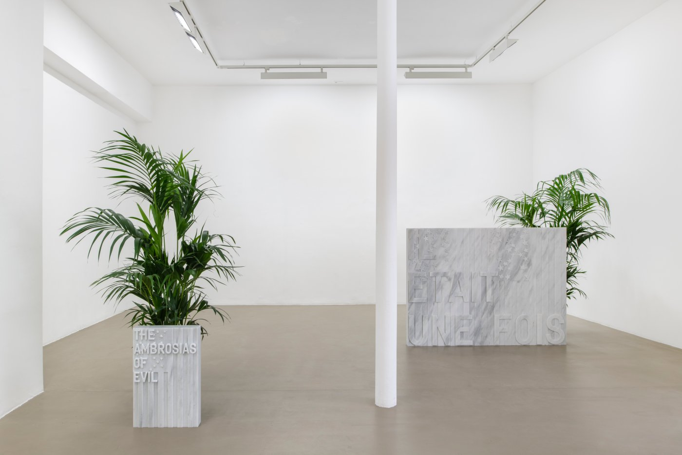 Galerie Chantal Crousel Rirkrit Tiravanija 2
