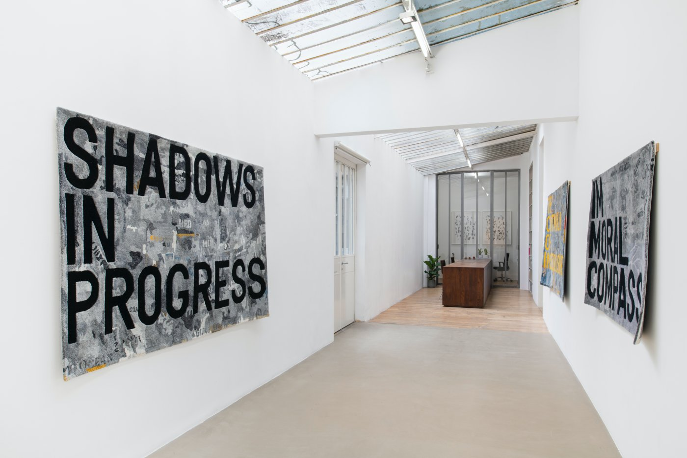 Galerie Chantal Crousel Rirkrit Tiravanija 6