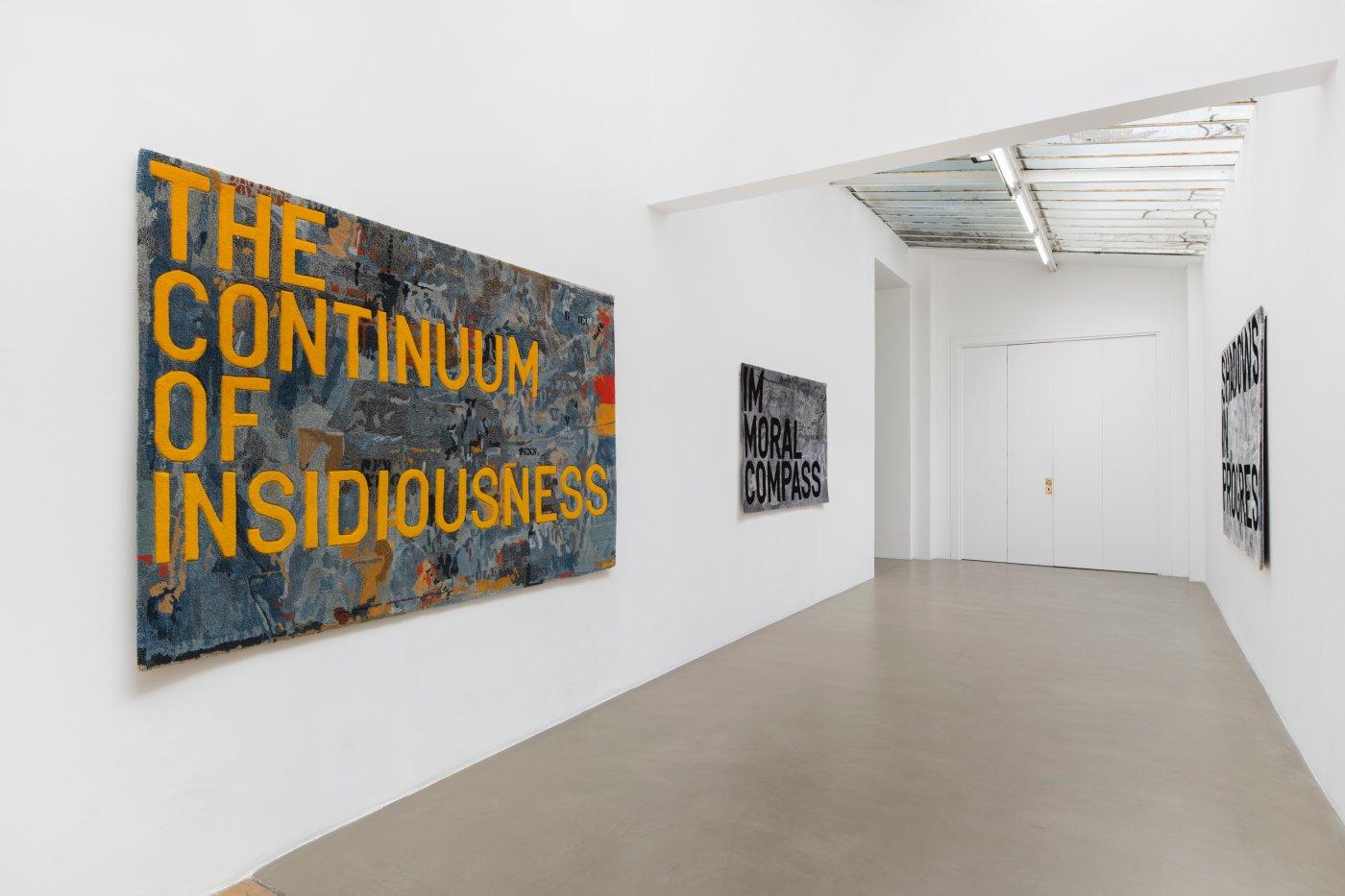 Galerie Chantal Crousel Rirkrit Tiravanija 7