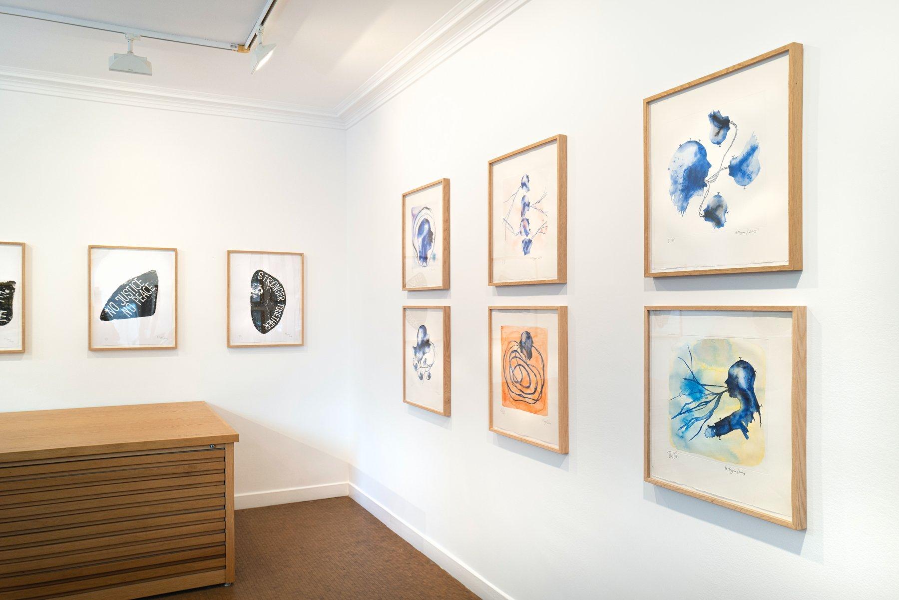 Galerie Lelong Co Barthelemy Toguo 1