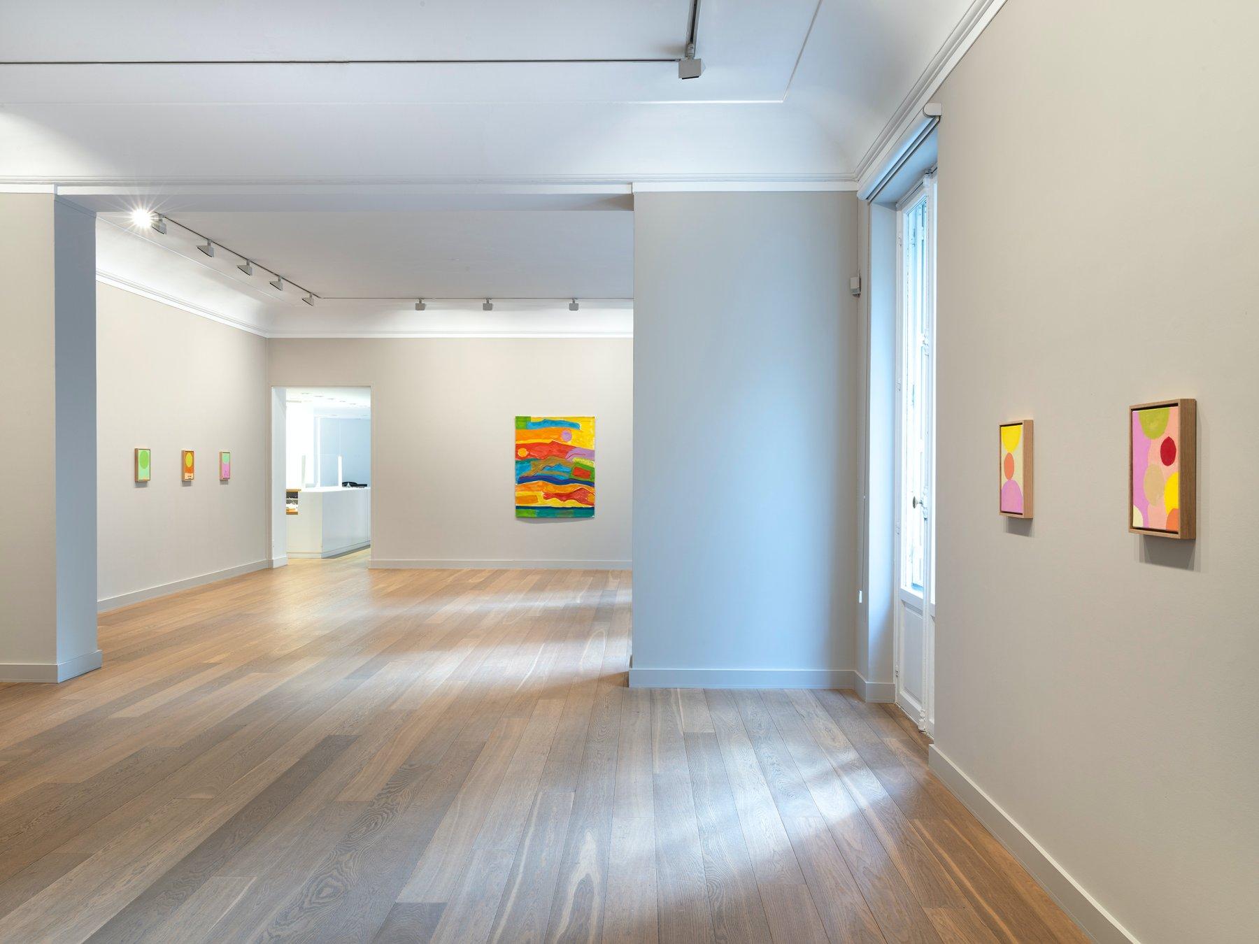 Galerie Lelong Co Etel Adnan 1
