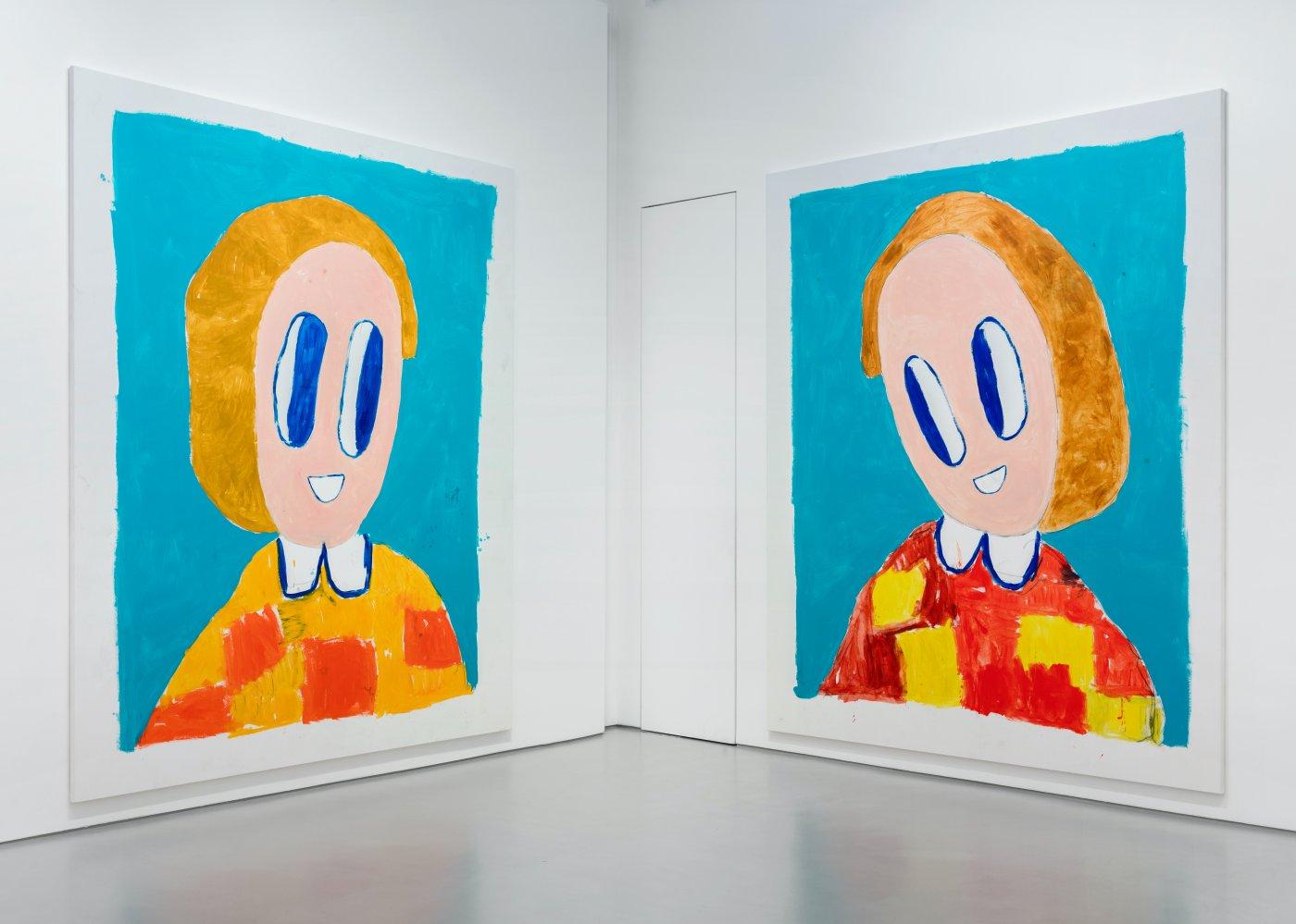 Galerie Max Hetzler Paris Andre Butzer 2