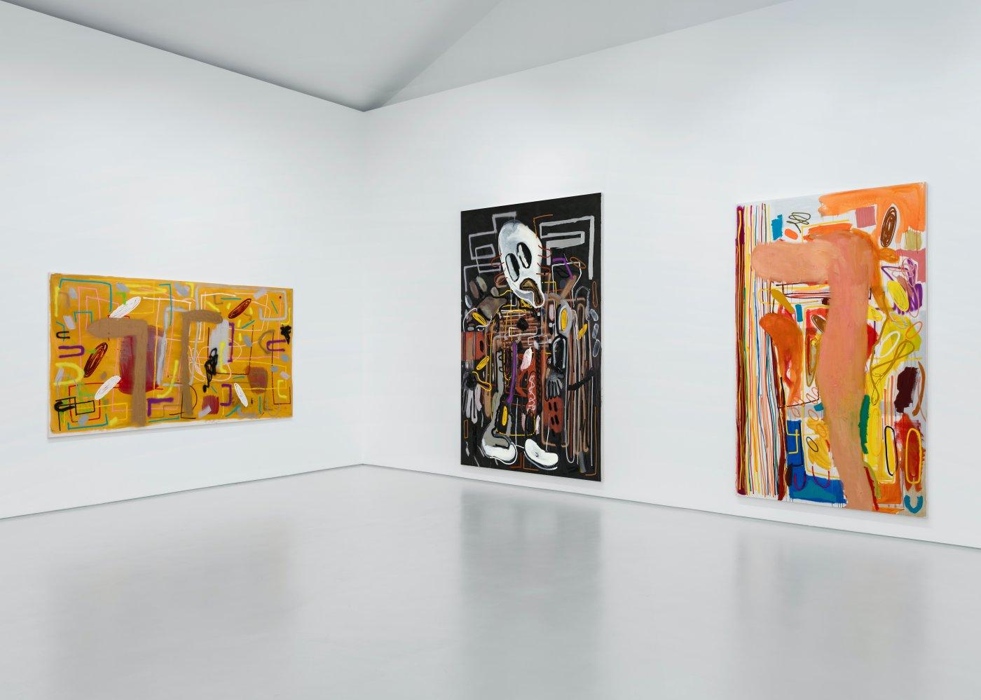 Galerie Max Hetzler Paris Andre Butzer 6