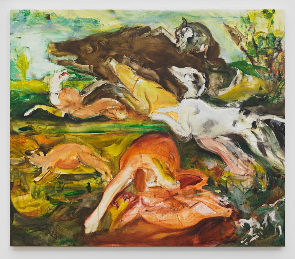 Hunt After Frans Snyders