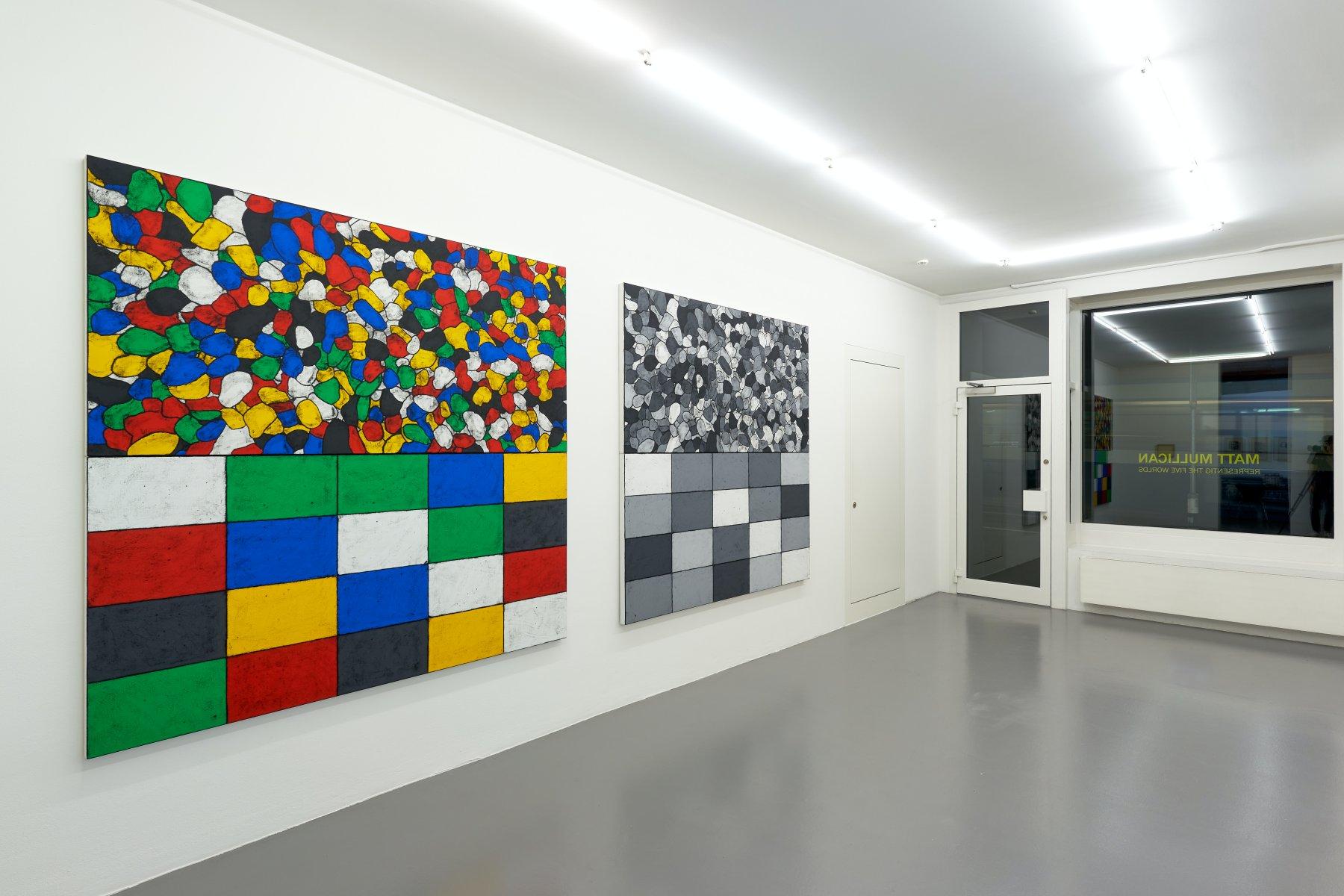 Mai 36 Galerie Matt Mullican 1