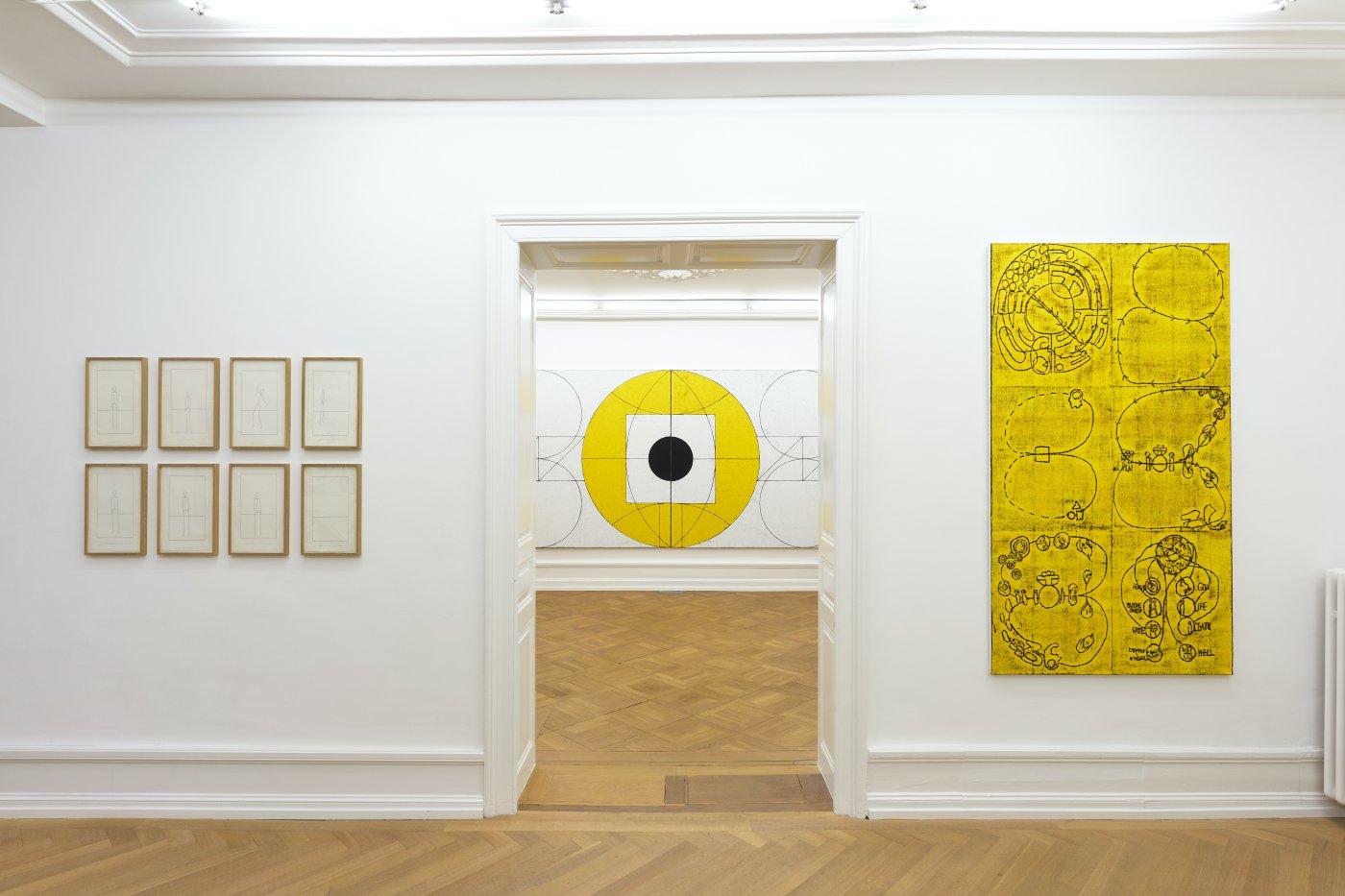Mai 36 Galerie Matt Mullican 11