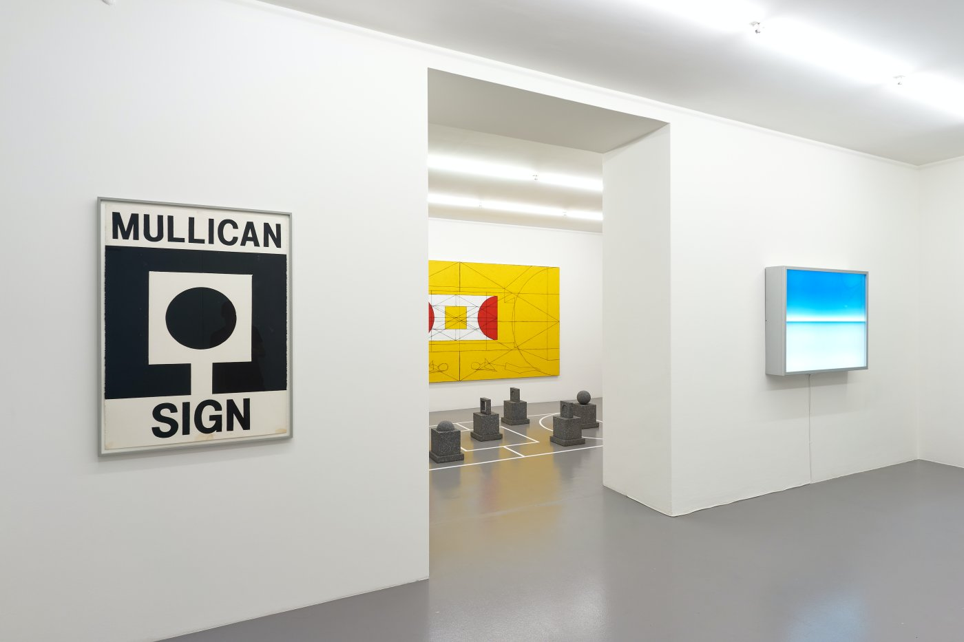 Mai 36 Galerie Matt Mullican 3