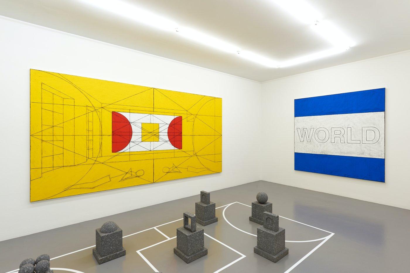 Mai 36 Galerie Matt Mullican 4