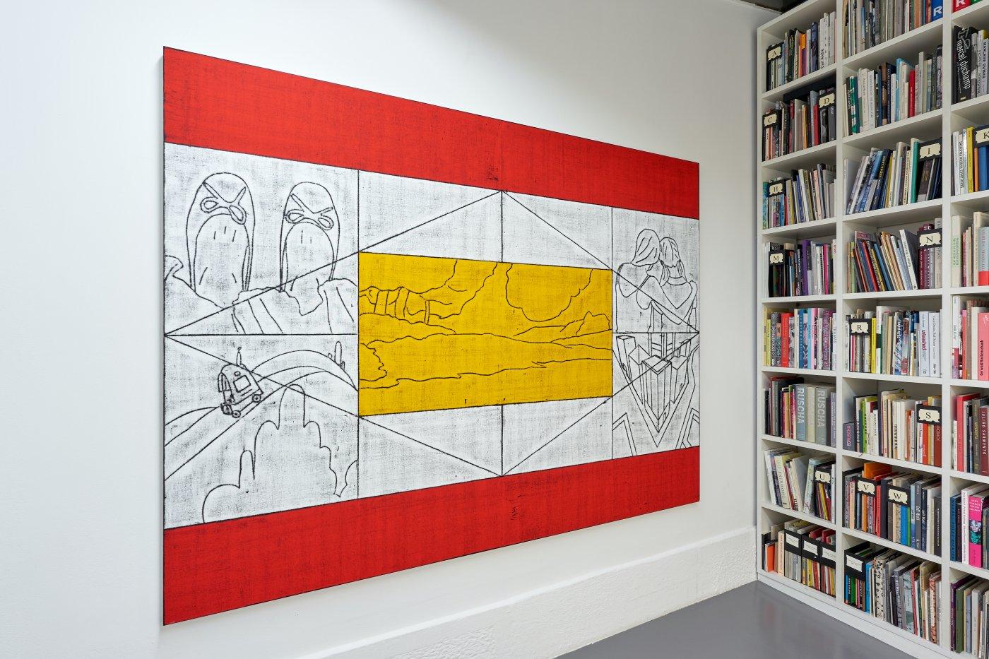 Mai 36 Galerie Matt Mullican 7