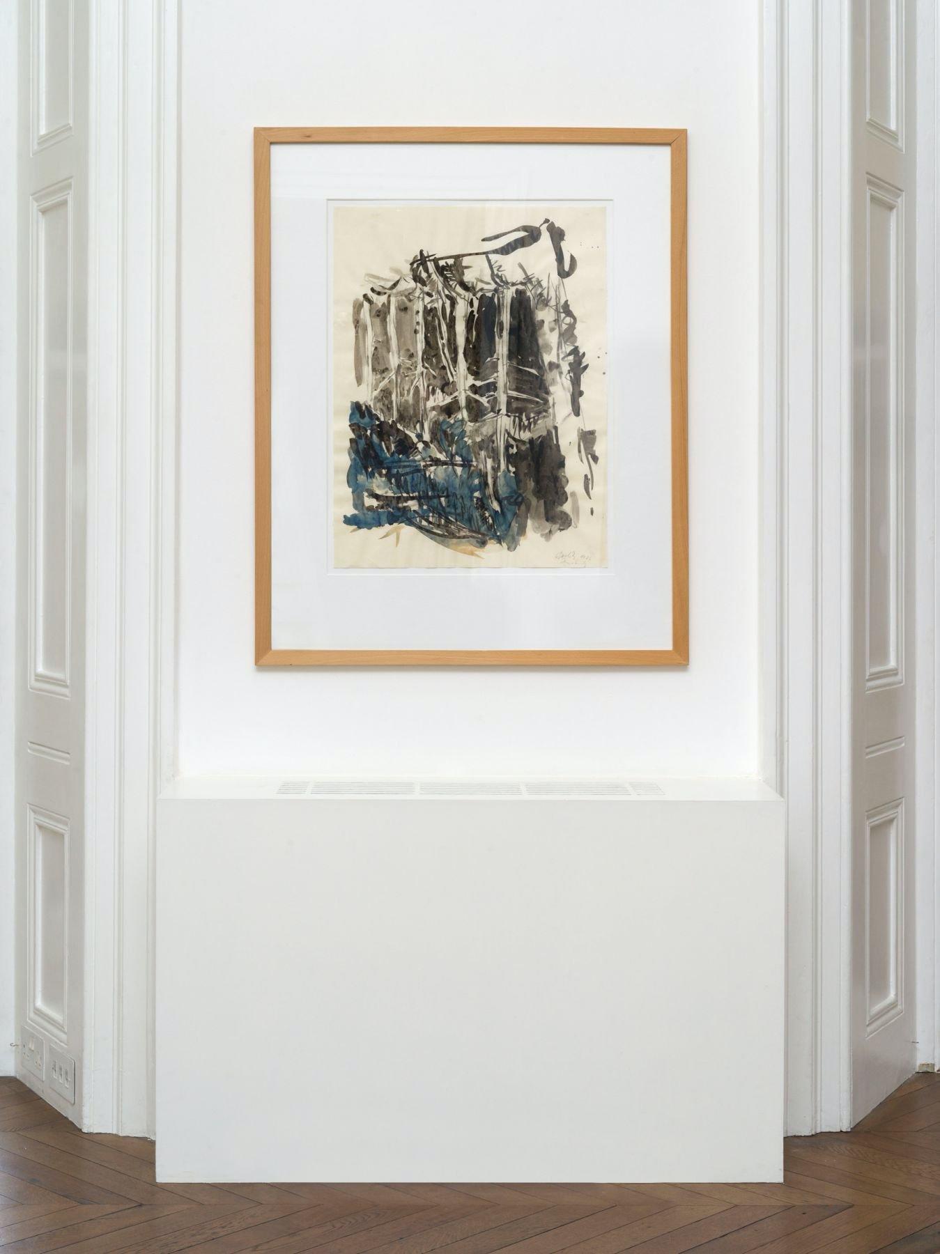 Michael Werner London Georg Baselitz 9