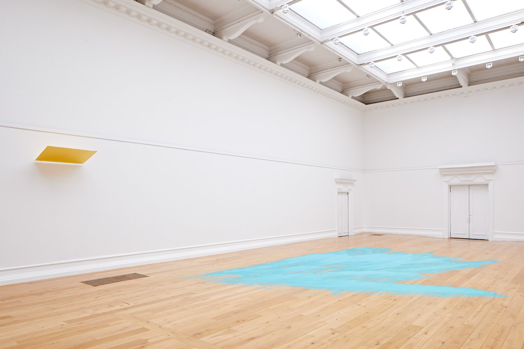 South London Gallery Ann Veronica Janssens 1
