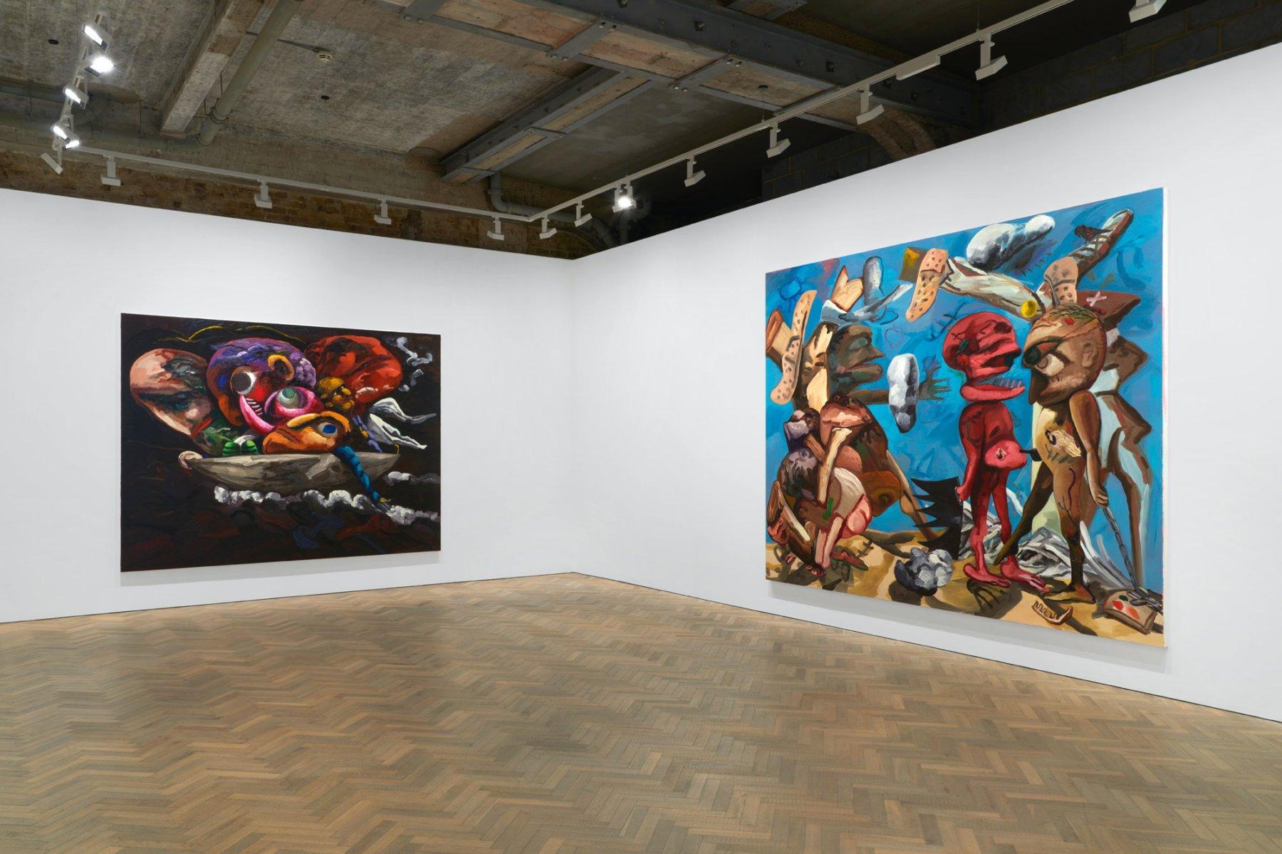 Thomas Dane Gallery Dana Schutz 1