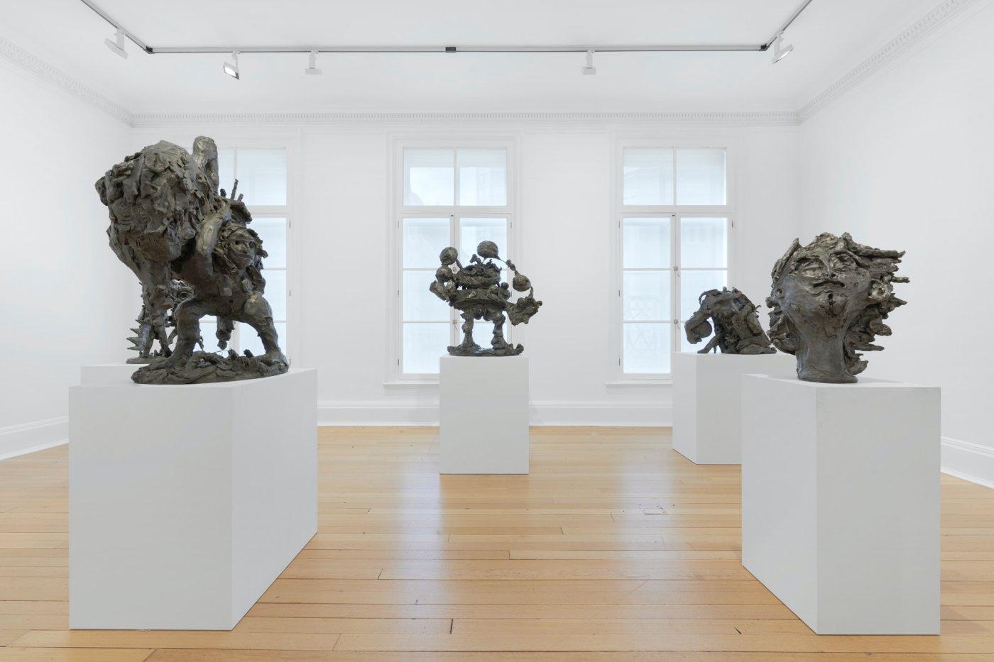 Thomas Dane Gallery Dana Schutz 10