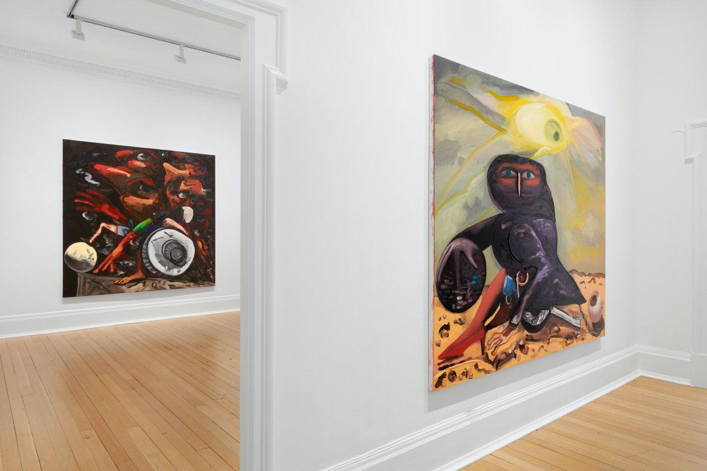 Thomas Dane Gallery Dana Schutz 12