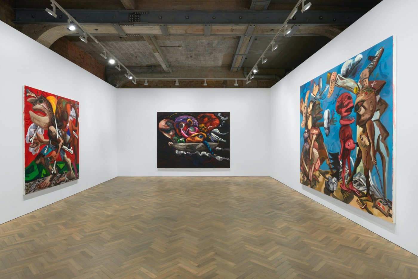 Thomas Dane Gallery Dana Schutz 2