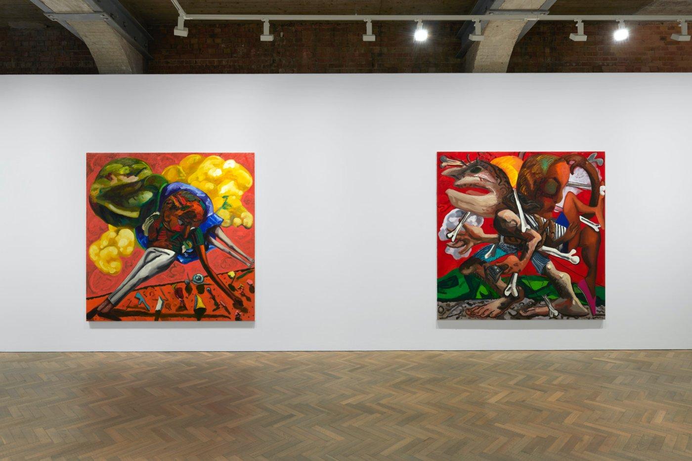 Thomas Dane Gallery Dana Schutz 3