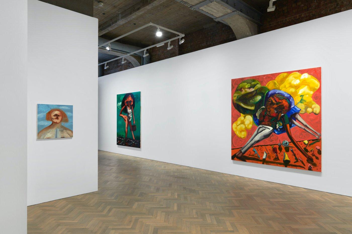 Thomas Dane Gallery Dana Schutz 4