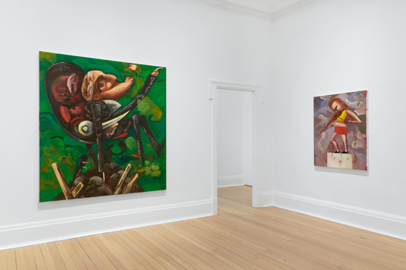 Thomas Dane Gallery Dana Schutz 7