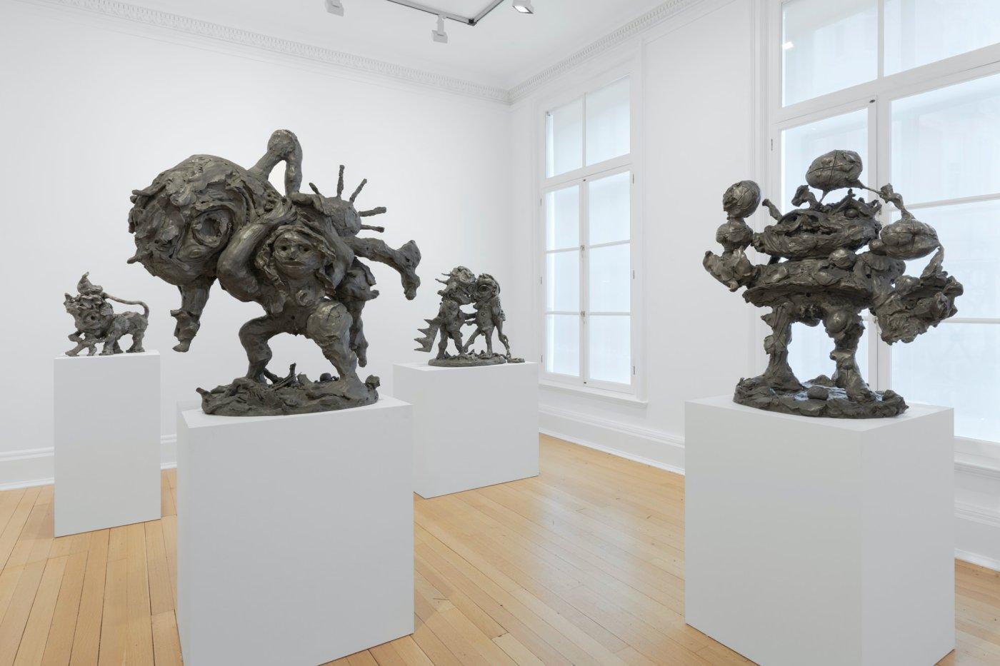 Thomas Dane Gallery Dana Schutz 9