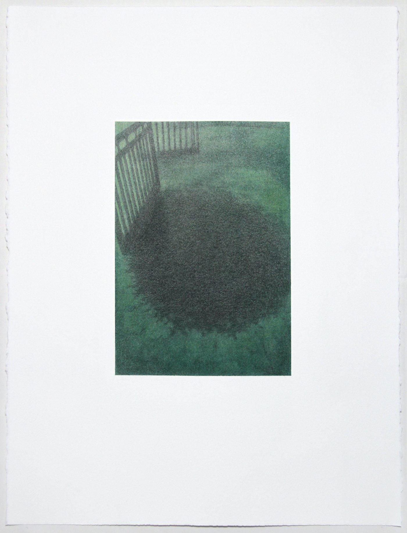 Shoegazer (green spill)