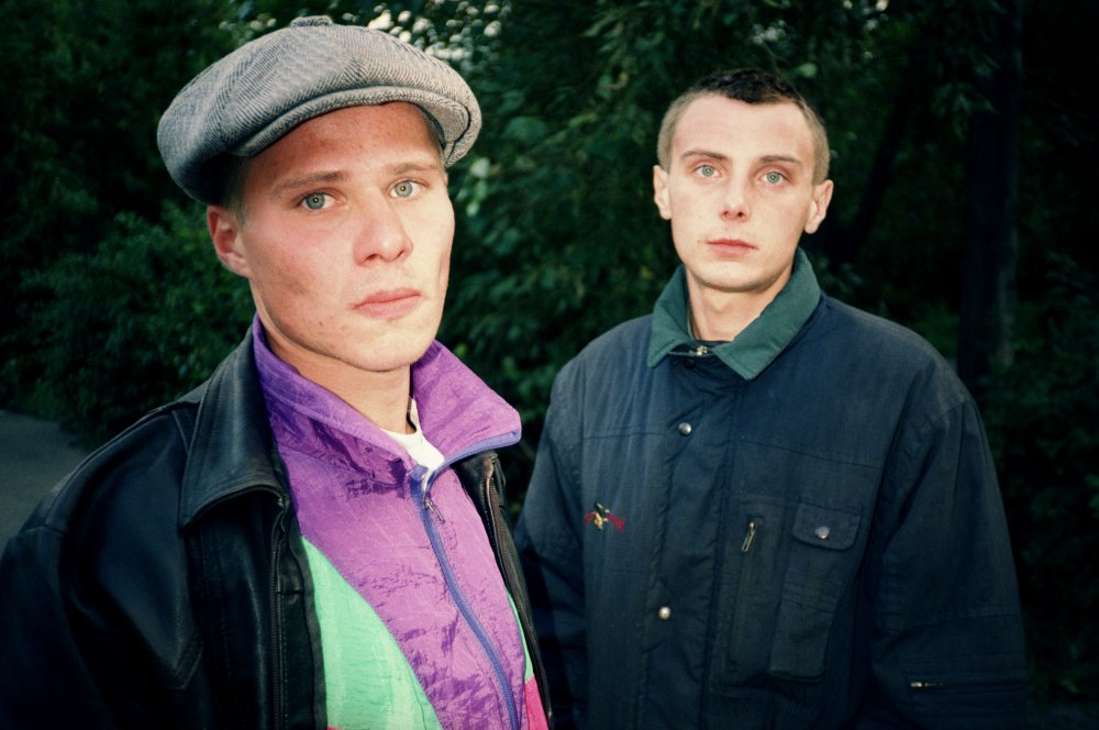 A hundred summers, a hundred winters: Novok Two Boys