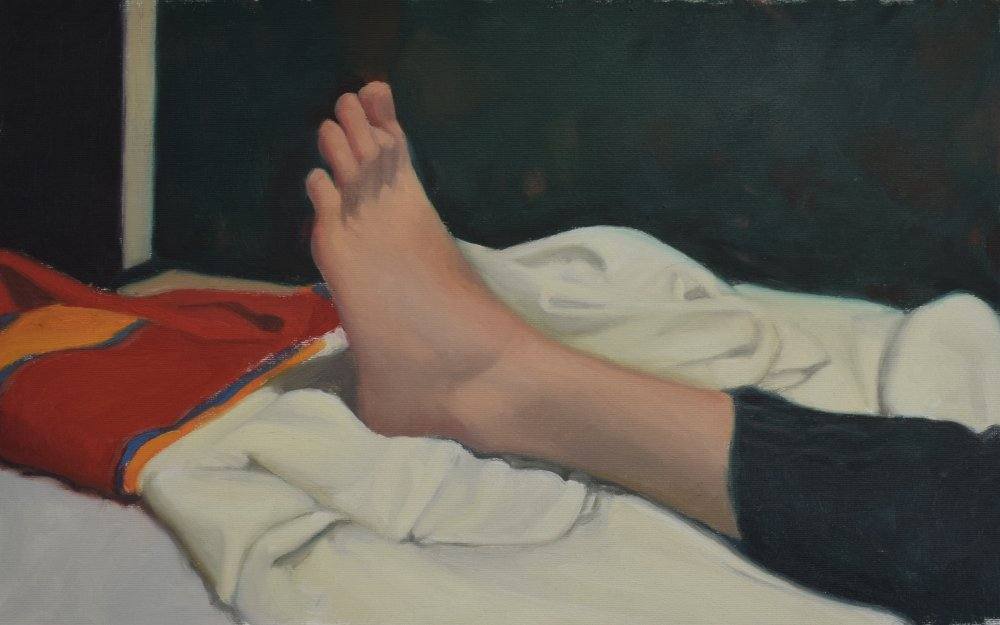 Barefoot, session 2