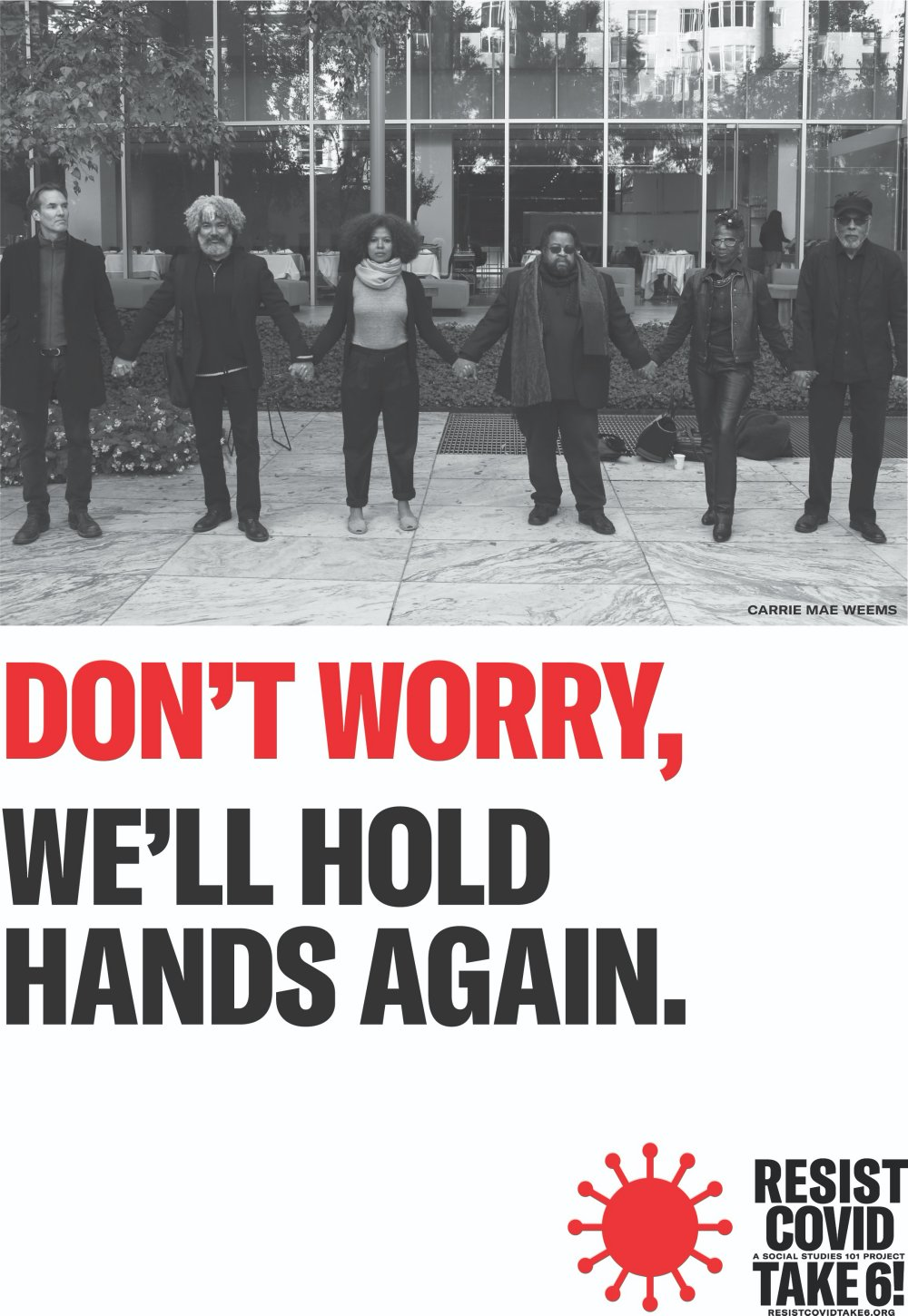 Take 6 Poster - Don't Worry